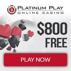 Platinum Play - 50 free spins